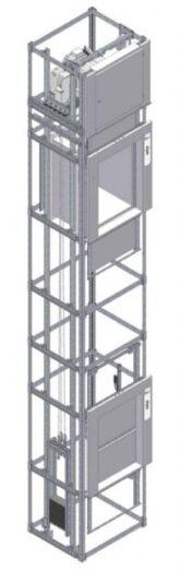 Сервисный подъёмник - Новые Инженерные Конструкции Тула