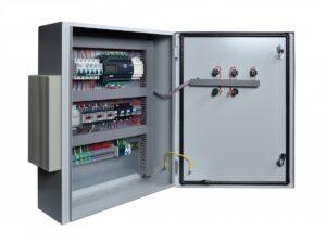 Сборка электрической части технически от Новые Инженерные Конструкции