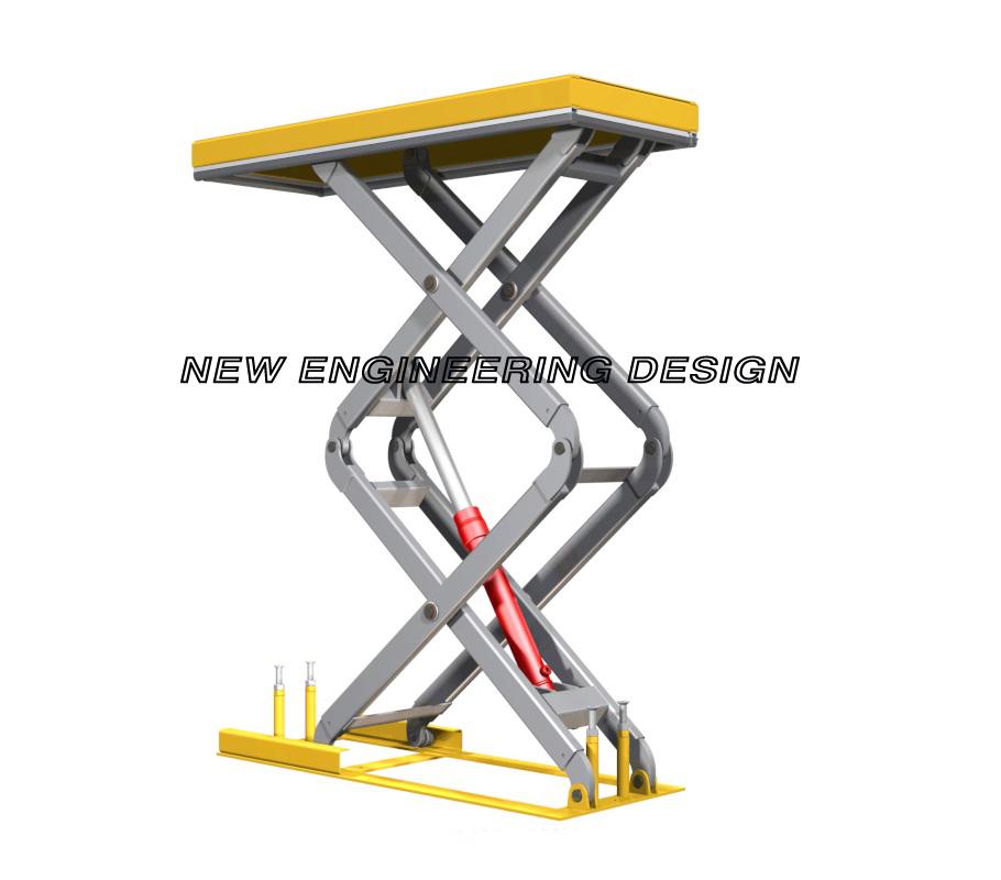 Гидравлический подъемный стол - Подъёмники Тула