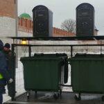 Подземная контейнерная площадка - новости подъемники Тула