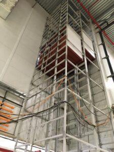 Шахтный подъёмник – проекты от Новые Инженерные Конструкции Тула