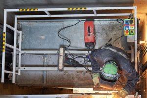 Обслуживание подъёмников от Новые Инженерные Решения в Туле